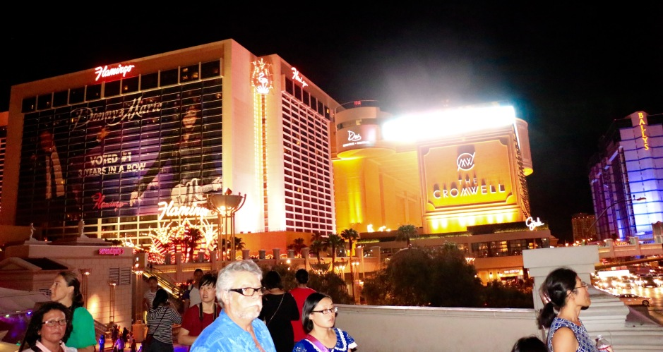 The madness of the Strip