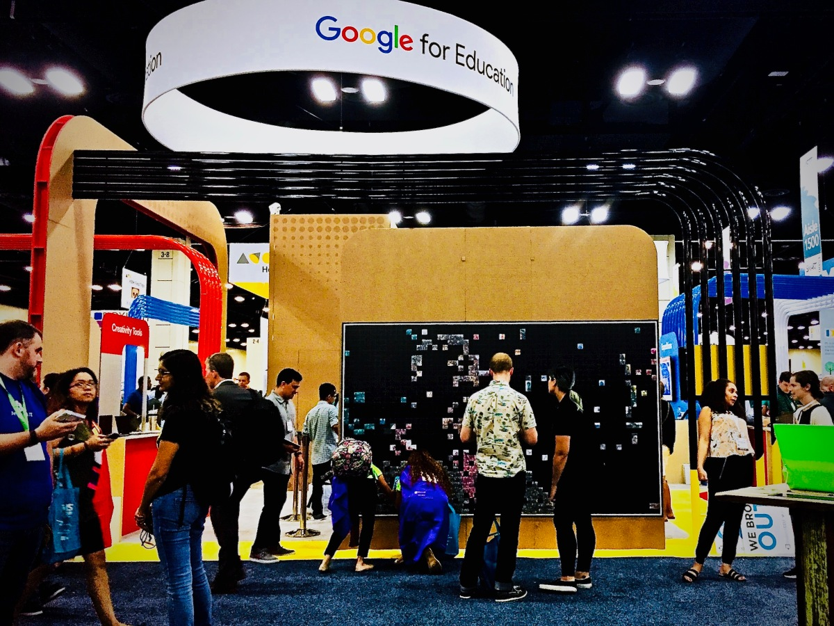 Google, ISTE, and the Death of EdTech